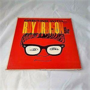 Roy Orbison Orbiting With Vinyl LP Record